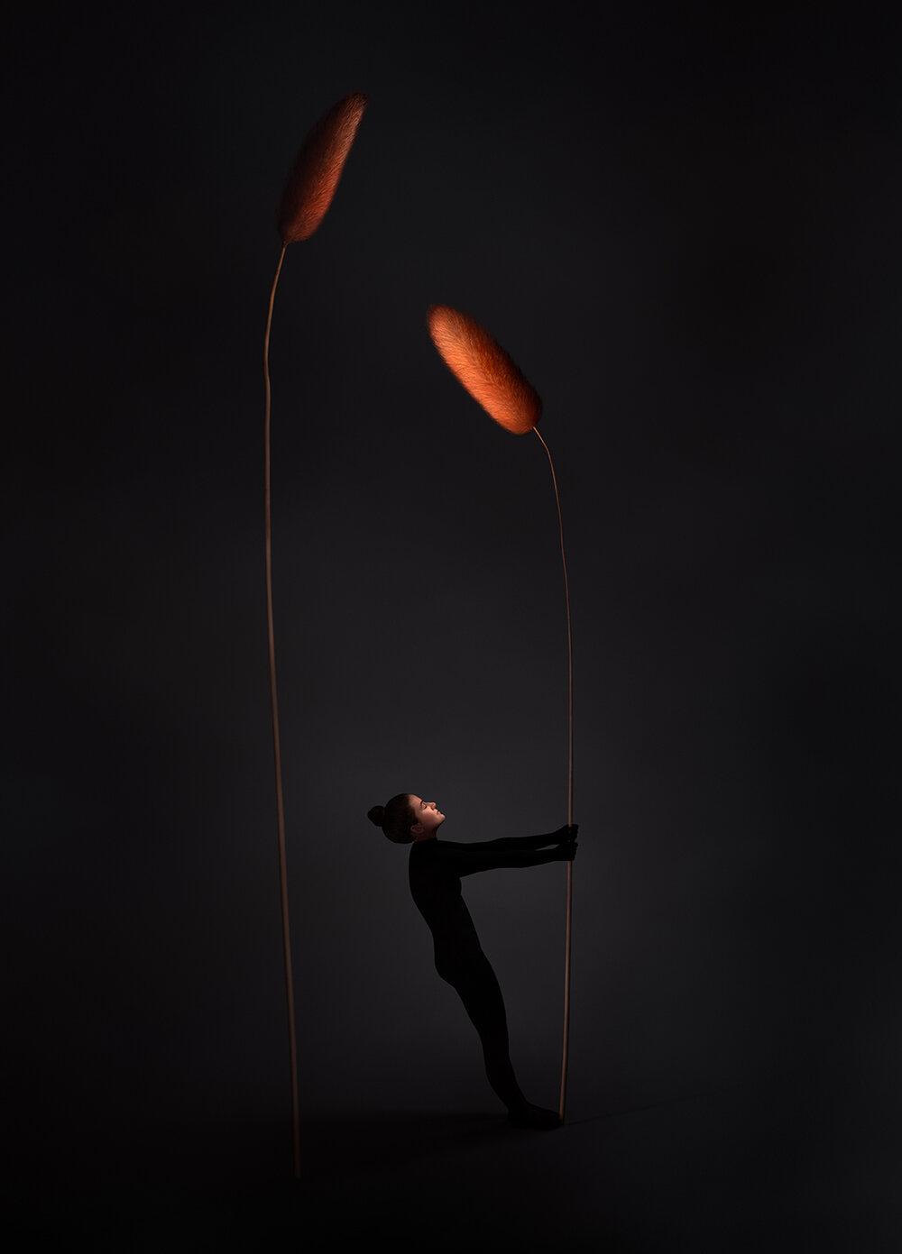 Konstnär Sonja Hesslow