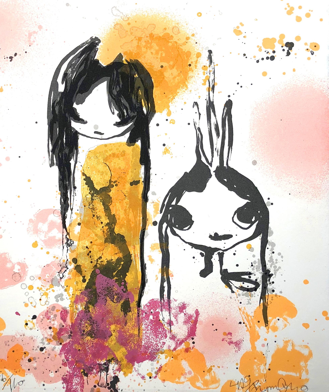 Konstnär Lisa Rinnevuo